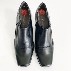 Aerosole black heels